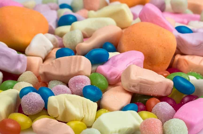 Candy That Starts With A to Z